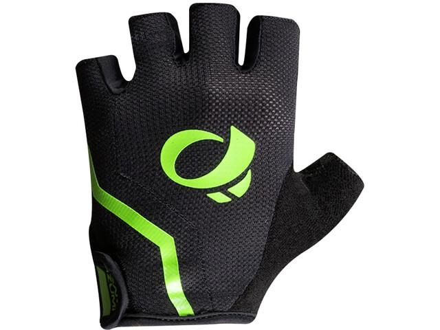 PEARL iZUMi Select Gloves Herren black/screaming green